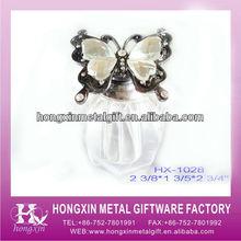 Hx-1028 elegante de la mariposa de la venta al por mayor botellas decorativas