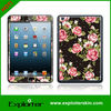 for IPAD mini full body color gel skin