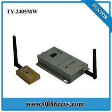 2.4GHz 500mW wireless video converter transmitter