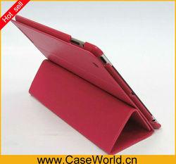for apple ipad 4 3 2 folding leather case