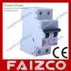 2p mini circuit breaker 63a MCB type DX series