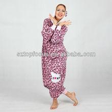 Adult Pajamas Animal Cosplay Pyjamas Party Costume Coral Fleece