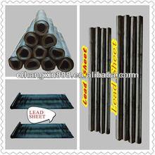 2012 best seller lead rubber sheet