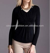 Ladies New Fashion Tall Long Sleeve T-shirt 6xl Long Sleeve T-shirt