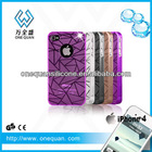 Hotsell Silicone Mobile Phone Cover for Iphone 4