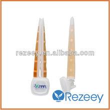 Clip vent scented plastic air freshener