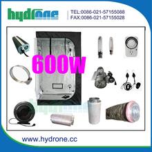 600 watt grow light kit/600w hps grow light kit/led grow light kit