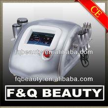 2013 Cavitation/RF/Galvanic/cryo Portable Ultrasound Fat Burning salon equipment(For sale)