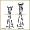 2013 novo projeto galho de castiçais de ferro