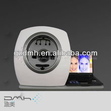 skin and hair analyzer/Magic Mirror digital Skin Analyzer/skin analyzer machine