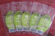 Car air freshener car perfume car Jasmine incense paper