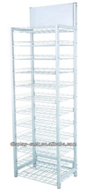 multilayer high wire mesh display racks and stands HSX- 200