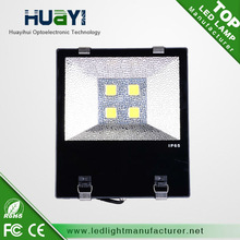 Meanwell driver 100W, 120W, 150W, 160W, 200w led flood light waterproof UL, TUV,VDE, CE approval directly from Shenzhen factory