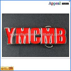 2013 Lastest Fashion YMCMB Metal Belt Buckle (SM13-065)