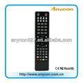 Universal de control remoto del proyector, control remoto universal para los aparatos electrodomésticos