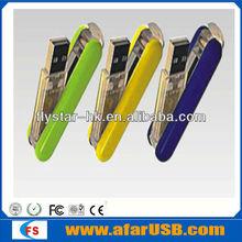 usb leather drive 1/2/4/8/16 GB USB Flash drive, PC accessories Novelty , Disk Stick Key Chain Swivel