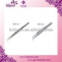 High quality eyelash extension beauty tweezer
