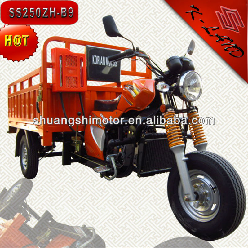 trike chopper three wheel motorcycle 250cc frames (SS250ZH-B9)