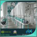 automático de harina de mijo de la línea de procesamiento de la máquina de fábrica