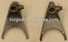 OEM precision hot forging gear shift fork