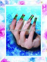 pintura decorativa imágenes carteles de uñas de arte de uñas diseños