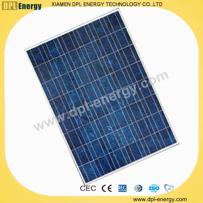 2013 Polycrystalline broken panneau solar cells price with TUV CE CEC MCS