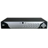 WD1 resolution 4CH CCTV DVR