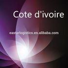 Door to Door Service to Cote d'ivoire