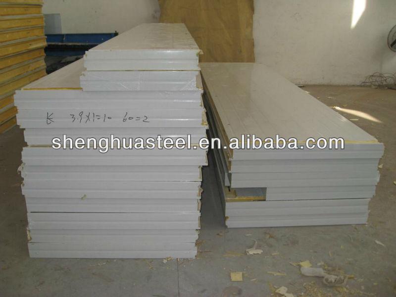 Thermal Insulation Polyurethane Sandwich Panel