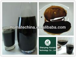 Potassium Humate 100% soluble Liquid Fertilizer