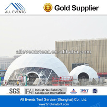 Chinese Geodesic Tent Dome For Wedding Ceremony ,Outdoor Events