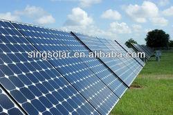 280 watt photovoltaic solar panel/solar modules,solar products,poly cell panel/cheap solar panels china