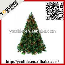 colorful xmas tree