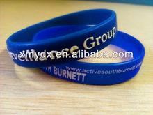 !!! Silicone bracelet/wristband/hand band for football and basketball boy