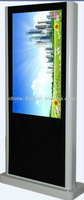 42inch TFT LCD Floor Stand HD Network windows media player codec