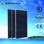 Bluesun high quality and best price poly 400w solar panel