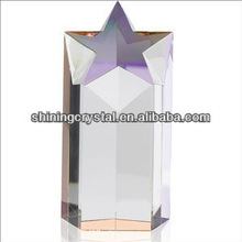 exclusive k9 blank executive gift crystal star award