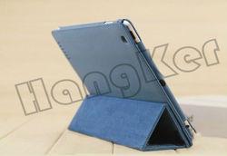 fold leather case for new ipad;fold leather case for ipad 3;folded leather case for ipad mini