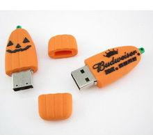Pumpkin usb drive