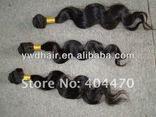Hot sell body wave 100% virgin brazilian hair weave