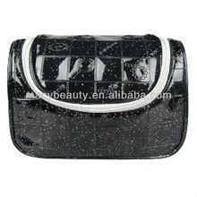 Fashion PU print makeup case