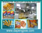 Jinan Eagle nik naks cheese curls machine,kurkure snacks extruder machine