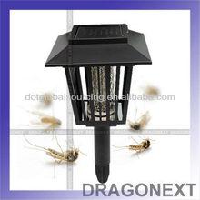 Lamp Solar Mosquito Repellent Lantern Killer Trap Repeller Backyard Pest Control