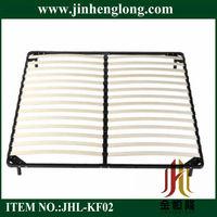 metal tube bed frame