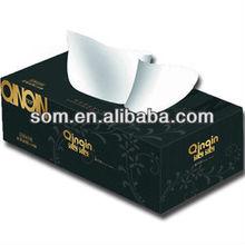 custom made black tissue box