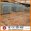 Galvanized/PVC Sprayed Safety Barrier For Crowd Control