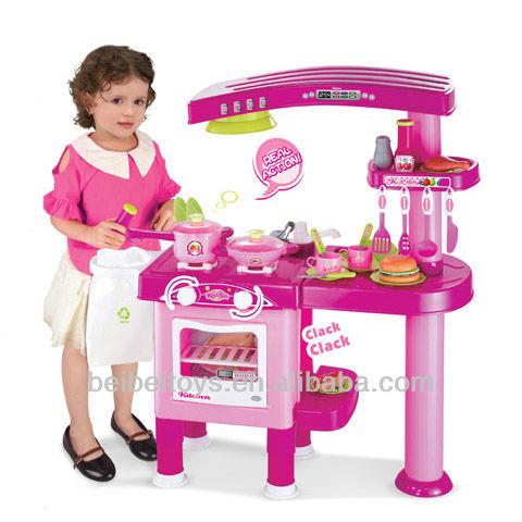 Kids Playing House Kitchen Toy Set