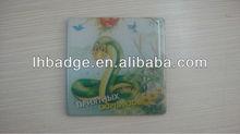 animal fridge magnet,fridge sticker,epoxy dome sticker