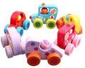 2013 brinquedo de madeira carro com roda, Mini carro de madeira brinquedos para crianças