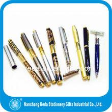 metal personality stamp pen